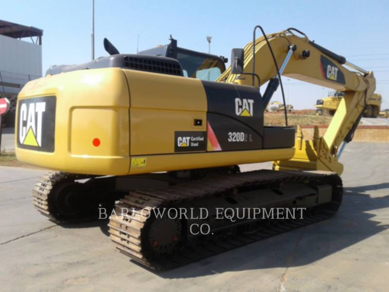 CATERPILLAR PELLE MINIERE EN BUTTE 320D2L equipment  photo 2