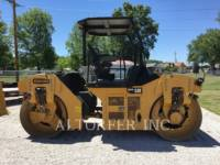 CATERPILLAR TANDEMOWY WALEC WIBRACYJNY DO ASFALTU (STAL-STAL) CB54B equipment  photo 6