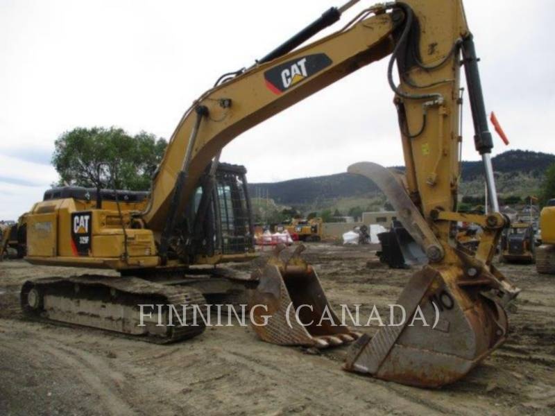 CATERPILLAR KETTEN-HYDRAULIKBAGGER 329FL equipment  photo 2