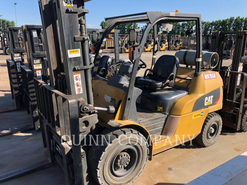 CATERPILLAR MITSUBISHI FORKLIFTS P10000 equipment  photo 1