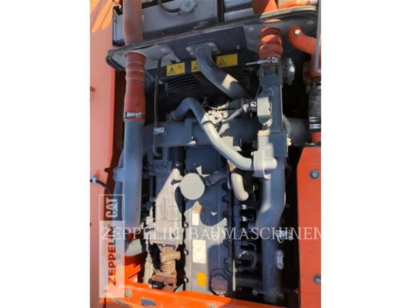 DOOSAN INFRACORE AMERICA CORP. PELLES SUR CHAINES DX180 equipment  photo 20