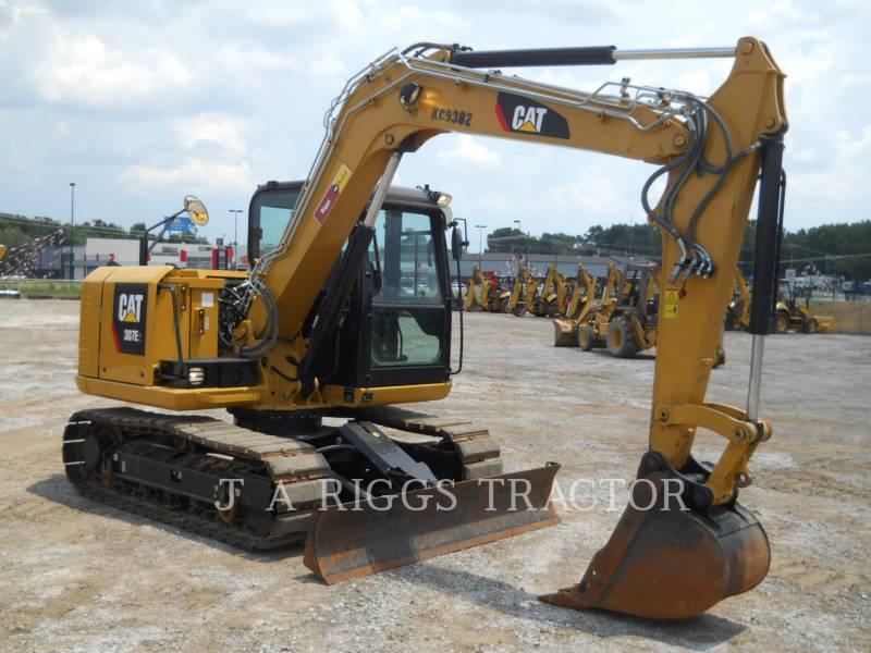 CATERPILLAR TRACK EXCAVATORS 307E equipment  photo 7