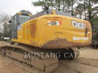 JOHN DEERE EXCAVADORAS DE CADENAS 350G equipment  photo 3