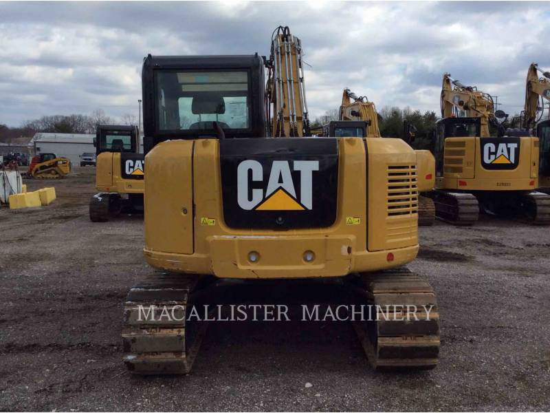 CATERPILLAR TRACK EXCAVATORS 308E equipment  photo 3