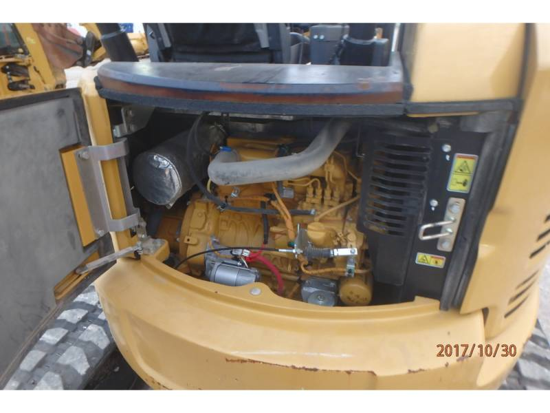 Caterpillar EXCAVATOARE PE ŞENILE 304ECR equipment  photo 13