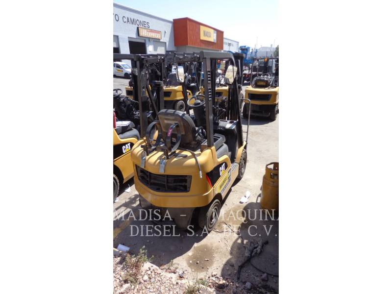 CATERPILLAR FORKLIFTS 2P3000 equipment  photo 4