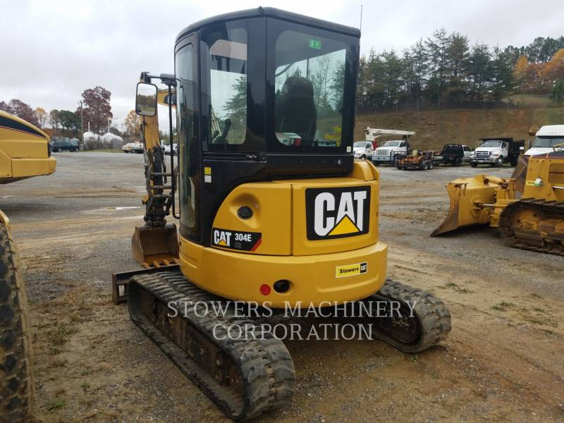 CATERPILLAR KETTEN-HYDRAULIKBAGGER 304ECR equipment  photo 1