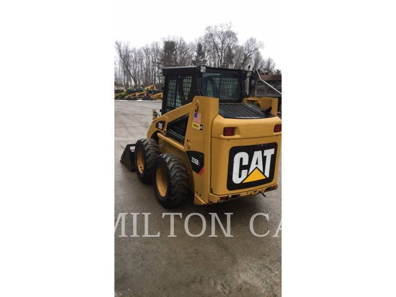 CATERPILLAR CHARGEURS COMPACTS RIGIDES 226B 3 equipment  photo 4