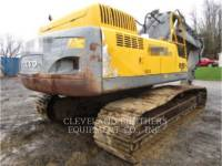 VOLVO CONSTRUCTION EQUIPMENT TRACK EXCAVATORS EC360LC equipment  photo 4