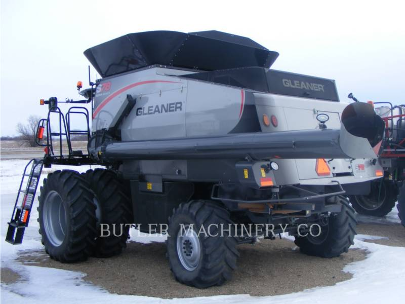 GLEANER COMBINES S78 equipment  photo 5