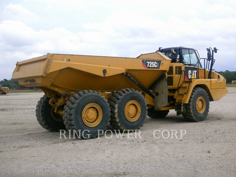 CATERPILLAR CAMIONES ARTICULADOS 725C2TG equipment  photo 3