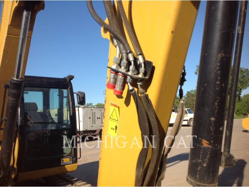 CATERPILLAR PELLES SUR CHAINES 308E2 R equipment  photo 21