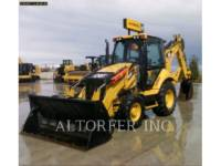 Equipment photo CATERPILLAR 420F IT CHARGEUSES-PELLETEUSES 1