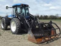 FORD / NEW HOLLAND AG TRACTORS TV6070 equipment  photo 3