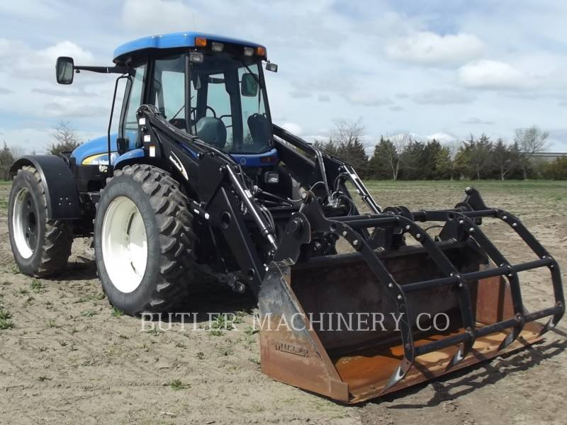 NEW HOLLAND LANDWIRTSCHAFTSTRAKTOREN TV6070 equipment  photo 3