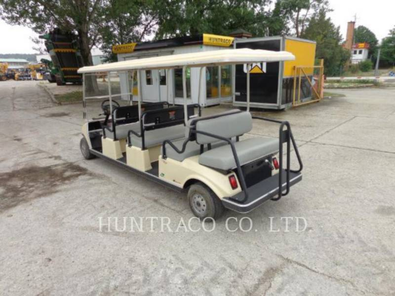 CLUB CAR UTILITY VEHICLES / CARTS VILLAGER equipment  photo 2