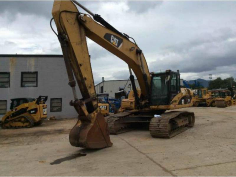 Caterpillar EXCAVATOARE PE ŞENILE 329DL equipment  photo 4