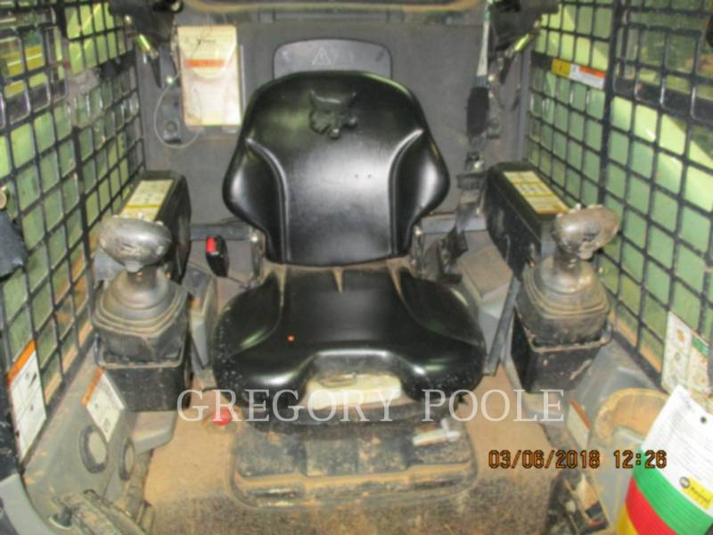 BOBCAT DELTALADER T870 equipment  photo 7