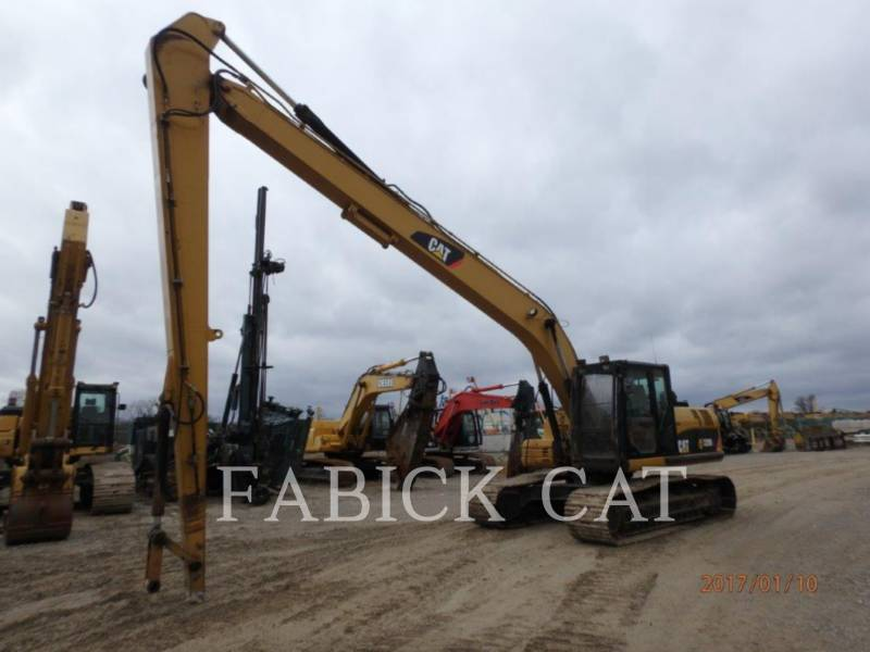 CATERPILLAR EXCAVADORAS DE CADENAS 320D LR equipment  photo 2