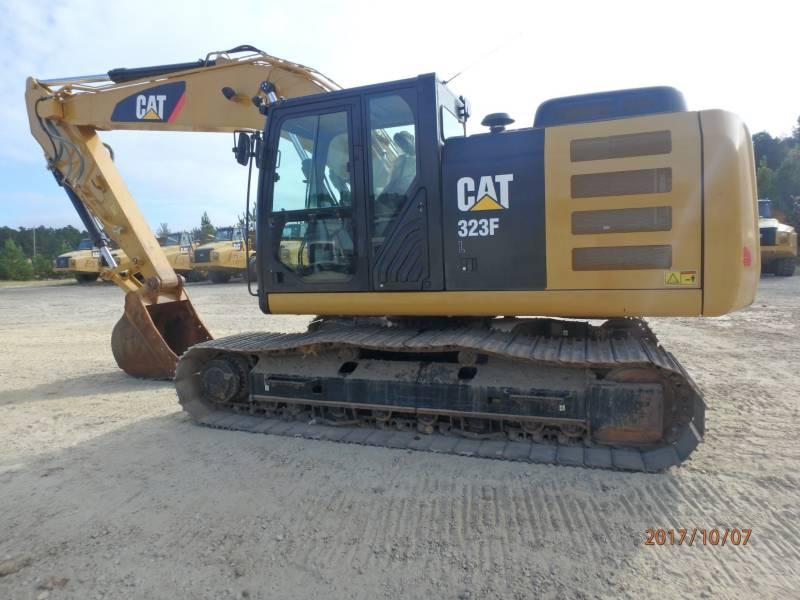 CATERPILLAR EXCAVADORAS DE CADENAS 323FL equipment  photo 5