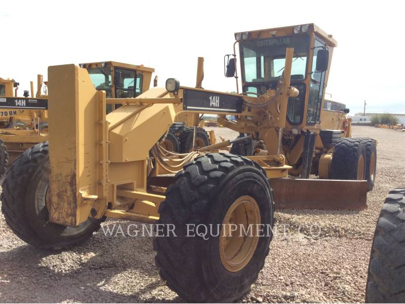 CATERPILLAR MOTOR GRADERS 14H equipment  photo 1