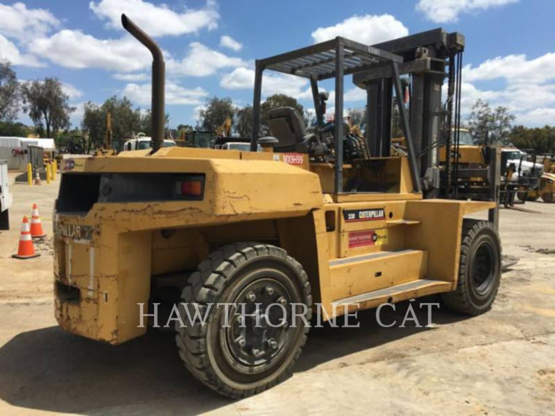 CATERPILLAR MONTACARGAS DP150 equipment  photo 4