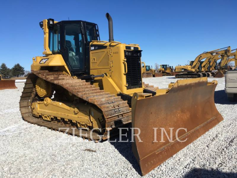 CATERPILLAR TRACTEURS SUR CHAINES D6NLGPA equipment  photo 1