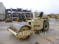 Equipment photo INGERSOLL-RAND SP42 COMPACTORS 1