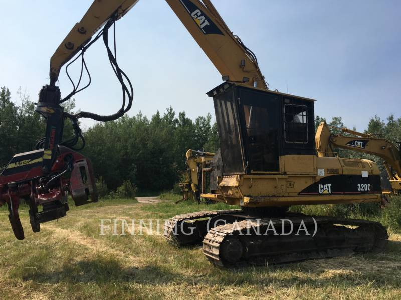 CATERPILLAR Forestal - Procesador 320CFMST equipment  photo 2