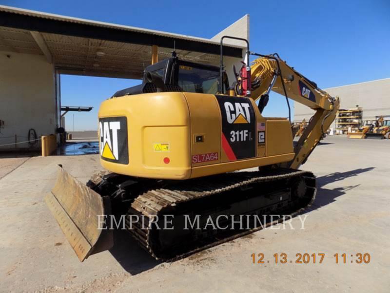 CATERPILLAR KETTEN-HYDRAULIKBAGGER 311FLRR equipment  photo 2