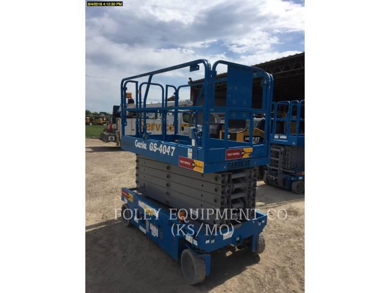 GENIE INDUSTRIES ELEVADOR - TESOURA GS4047 equipment  photo 3