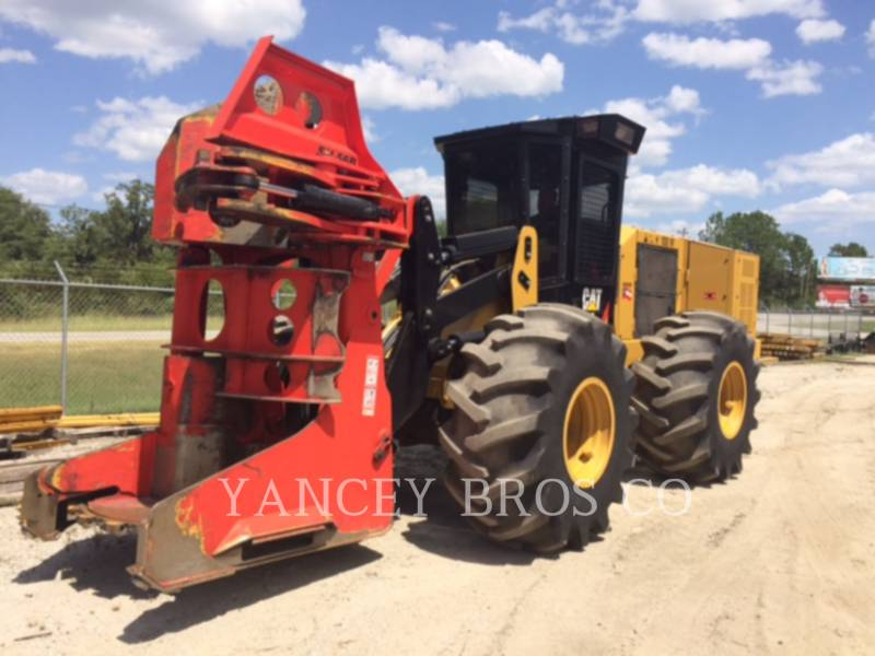 CATERPILLAR FORESTRY - FELLER BUNCHERS 553C equipment  photo 1