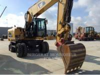 CATERPILLAR EXCAVADORAS DE RUEDAS M318D equipment  photo 2