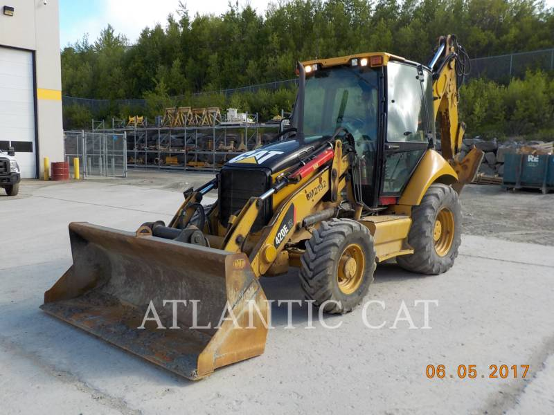 CATERPILLAR RETROEXCAVADORAS CARGADORAS 420E-IT equipment  photo 4