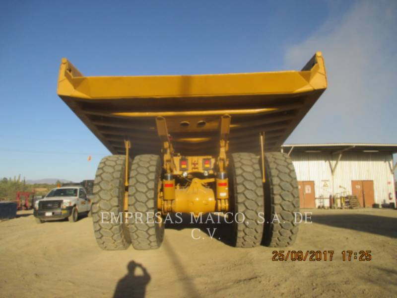CATERPILLAR DUMPER A TELAIO RIGIDO DA MINIERA 777D equipment  photo 7