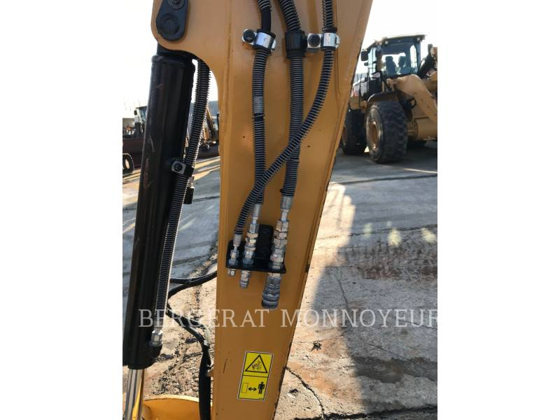 CATERPILLAR TRACK EXCAVATORS 305.5 E2 CR equipment  photo 4