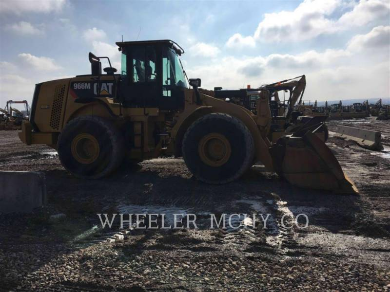 CATERPILLAR CARGADORES DE RUEDAS 966M QC equipment  photo 7