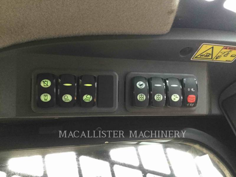 CATERPILLAR CARGADORES MULTITERRENO 299D equipment  photo 13