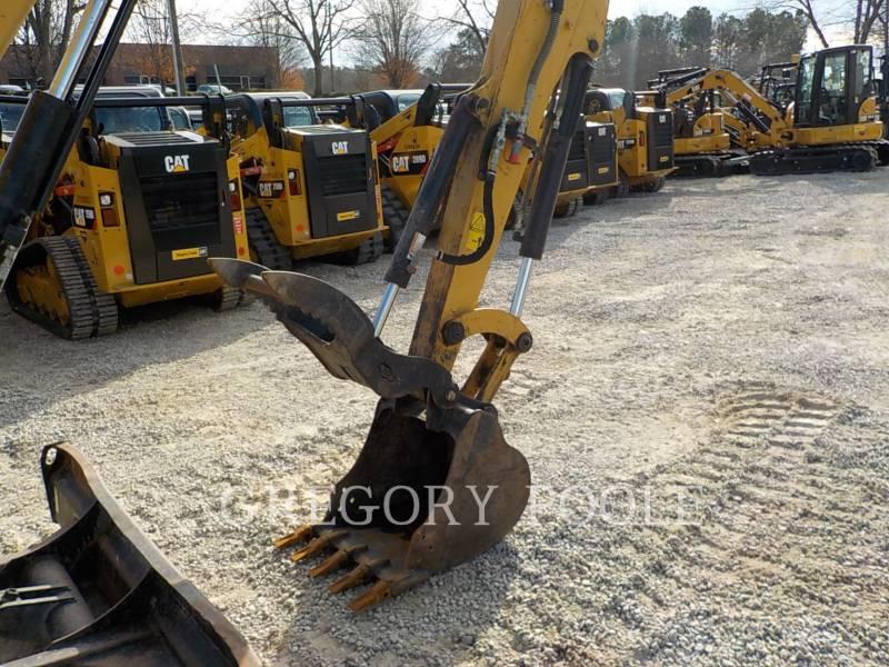 CATERPILLAR TRACK EXCAVATORS 305.5E CR equipment  photo 18
