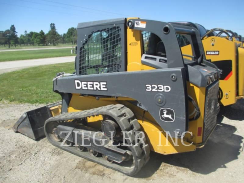 DEERE & CO. MULTI TERRAIN LOADERS 323D equipment  photo 4
