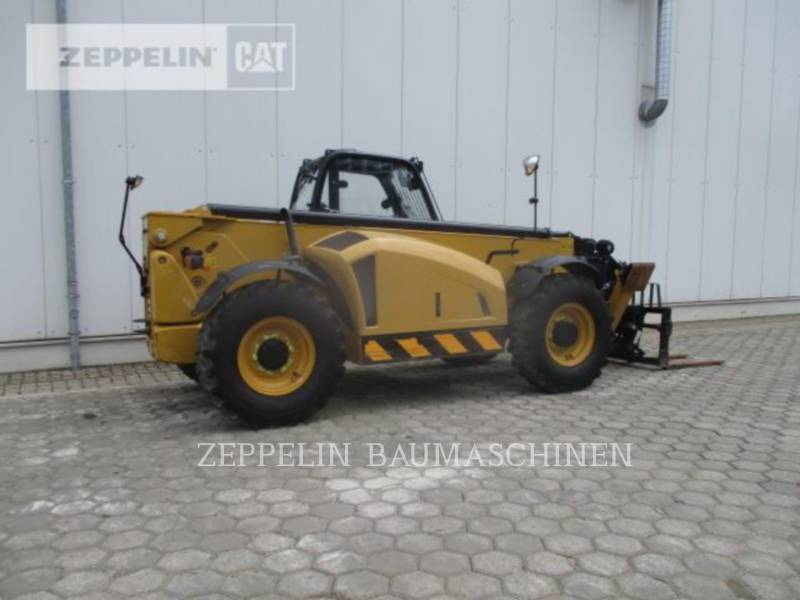 CATERPILLAR CHARGEUR À BRAS TÉLESCOPIQUE TH417CGC equipment  photo 8