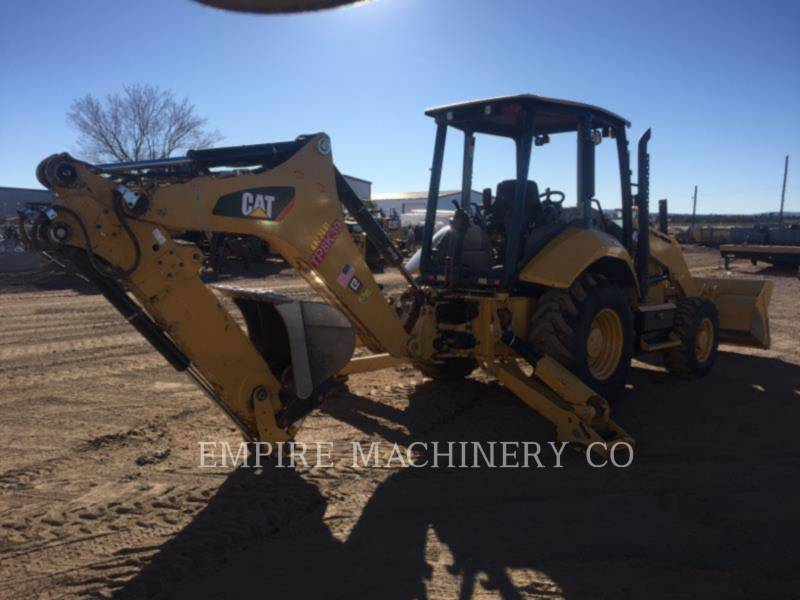 CATERPILLAR RETROEXCAVADORAS CARGADORAS 416F2 4EO equipment  photo 4