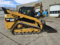CATERPILLAR UNIWERSALNE ŁADOWARKI 299D equipment  photo 9