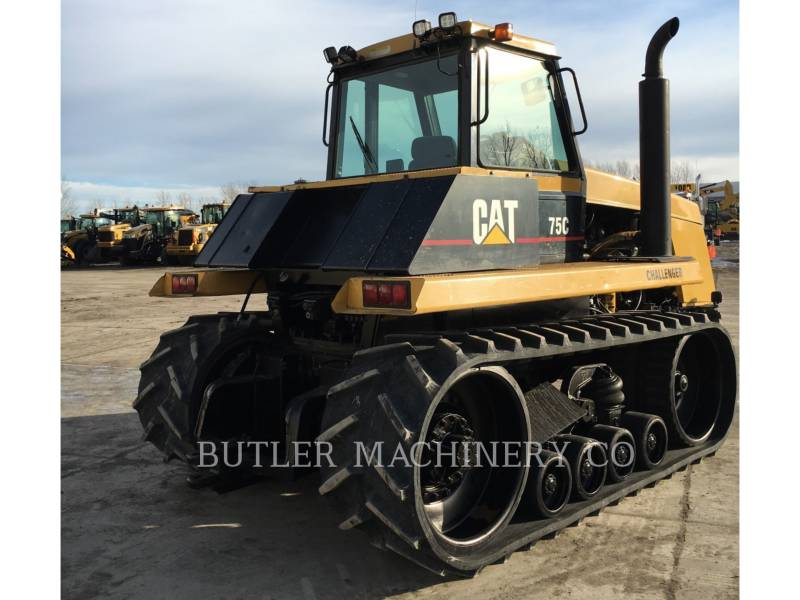 CATERPILLAR 農業用トラクタ 75C equipment  photo 3