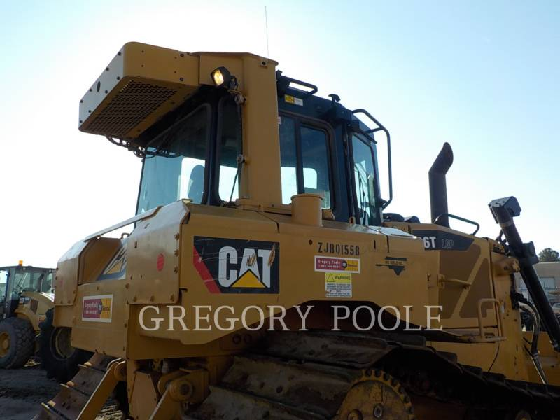 CATERPILLAR TRACTEURS SUR CHAINES D6TLGP equipment  photo 9