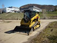 Equipment photo CATERPILLAR 259D KOMPAKTLADER 1