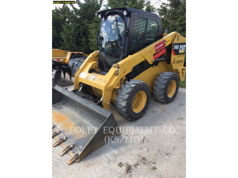 CATERPILLAR SKID STEER LOADERS 246DXPS2CA equipment  photo 1