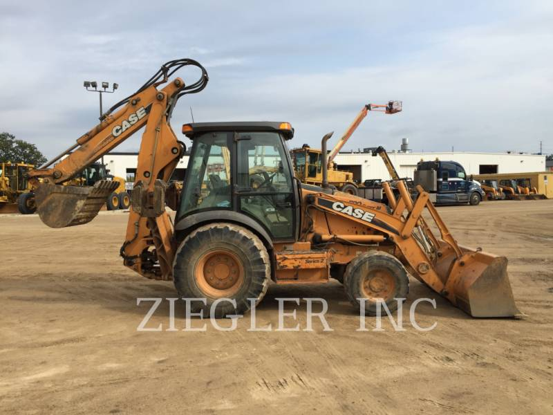 CASE/NEW HOLLAND RETROEXCAVADORAS CARGADORAS 590SUPERM equipment  photo 7