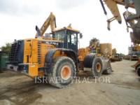 HYUNDAI CONSTRUCTION EQUIPMENT WHEEL LOADERS/INTEGRATED TOOLCARRIERS HL770-9 equipment  photo 4
