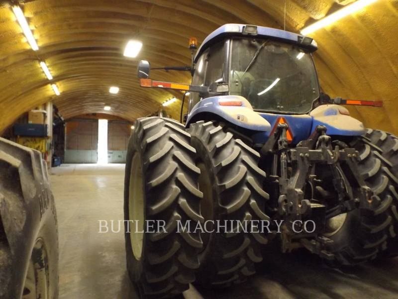 FORD / NEW HOLLAND AG TRACTORS TG305 equipment  photo 4